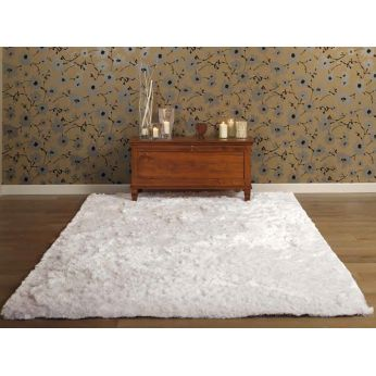 Aster - Modern rug in white colour