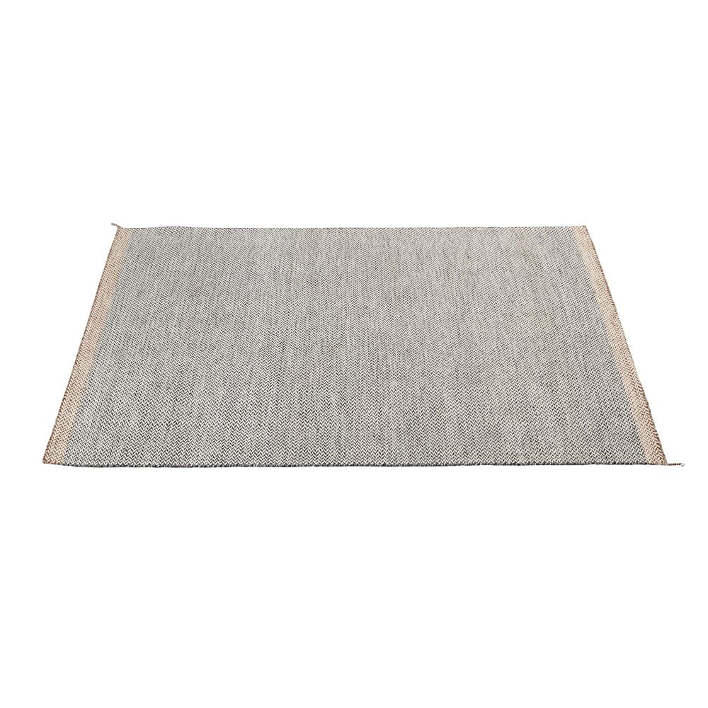 Ply Carpet Size (cm) 85 cm x 140 cm Colour Black-White