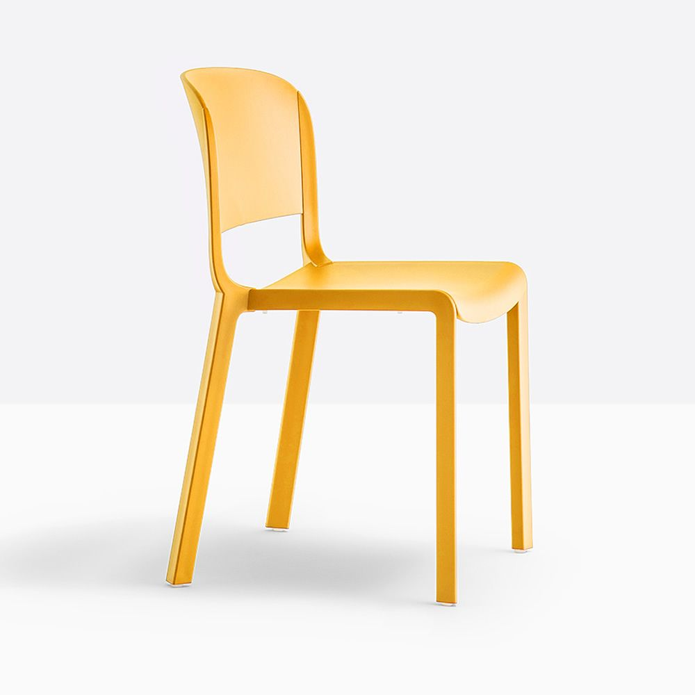 Dome 260 Structure Yellow Armrests Without armrests