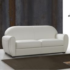 Biancospino - 2, 3 or 3XL seaters sofa bed, different upholsteries and colours available