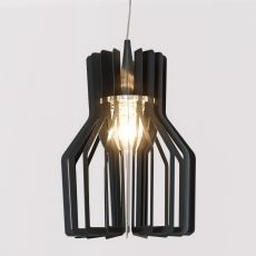 Burlesque.c - Colico Design suspension lamp in metal, available in anthracite grey