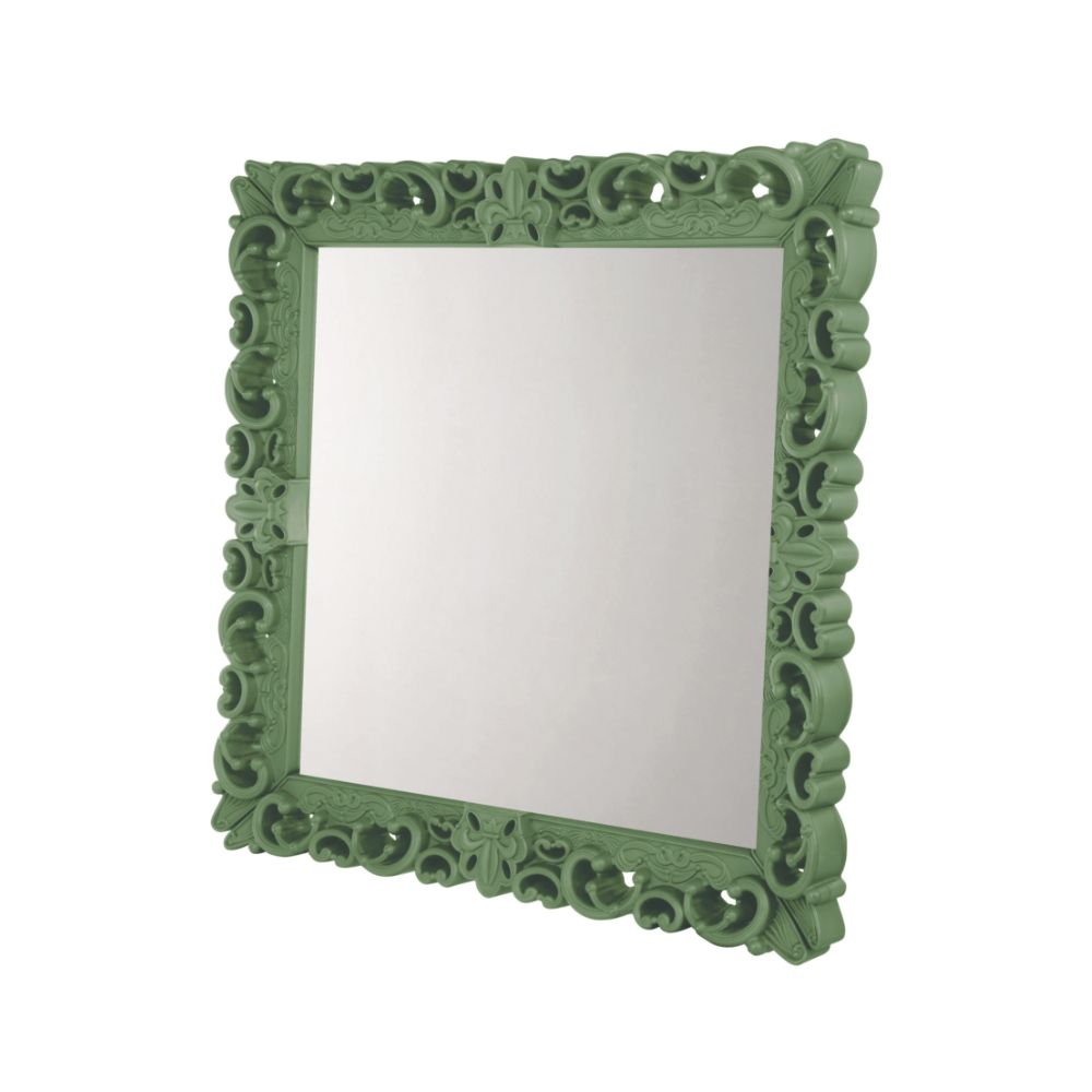 Mirror of Love Size Large Colour Malva green