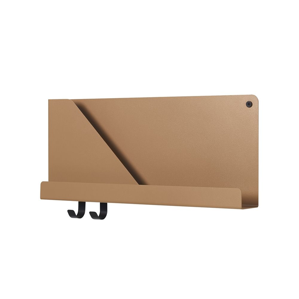 Folded Shelves Structure Orange Size Small. Express Delivery