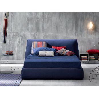 Calvin 2 - Modern padded bed