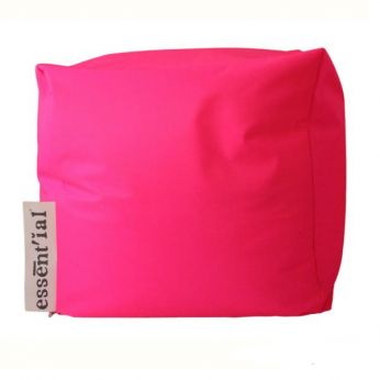 Pouf Fluo - Pouf in der Farbe rosa fluo