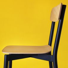 Avia - Miniforms chair in wood