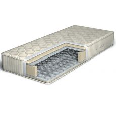 Roger Ergoflex - Bonnell spring mattress, available in several sizes