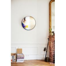 Francis - Petite Friture rounded mirror, available in several dimensions