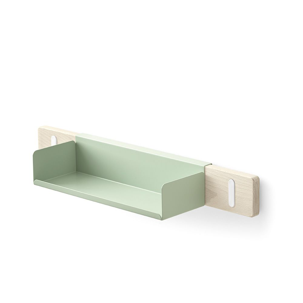 CB5202-06 Ens Beech wood Whitened beech Accessories Shelf Colour of accessories Thyme green