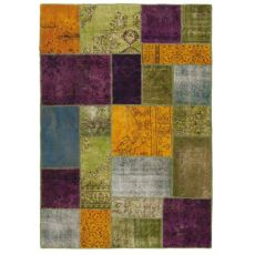 Antalya Colours - Modern colourful carpet made of pure virgin wool