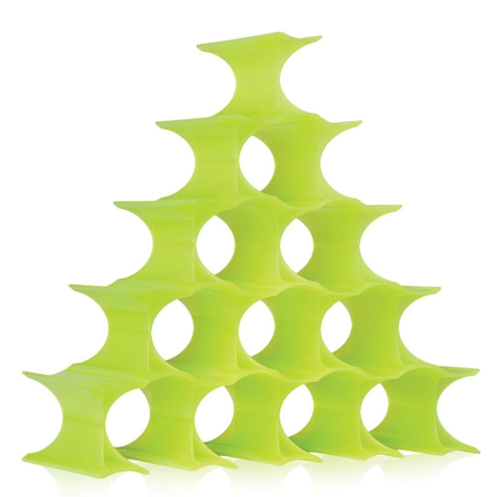 Infinity Structure Yellow green