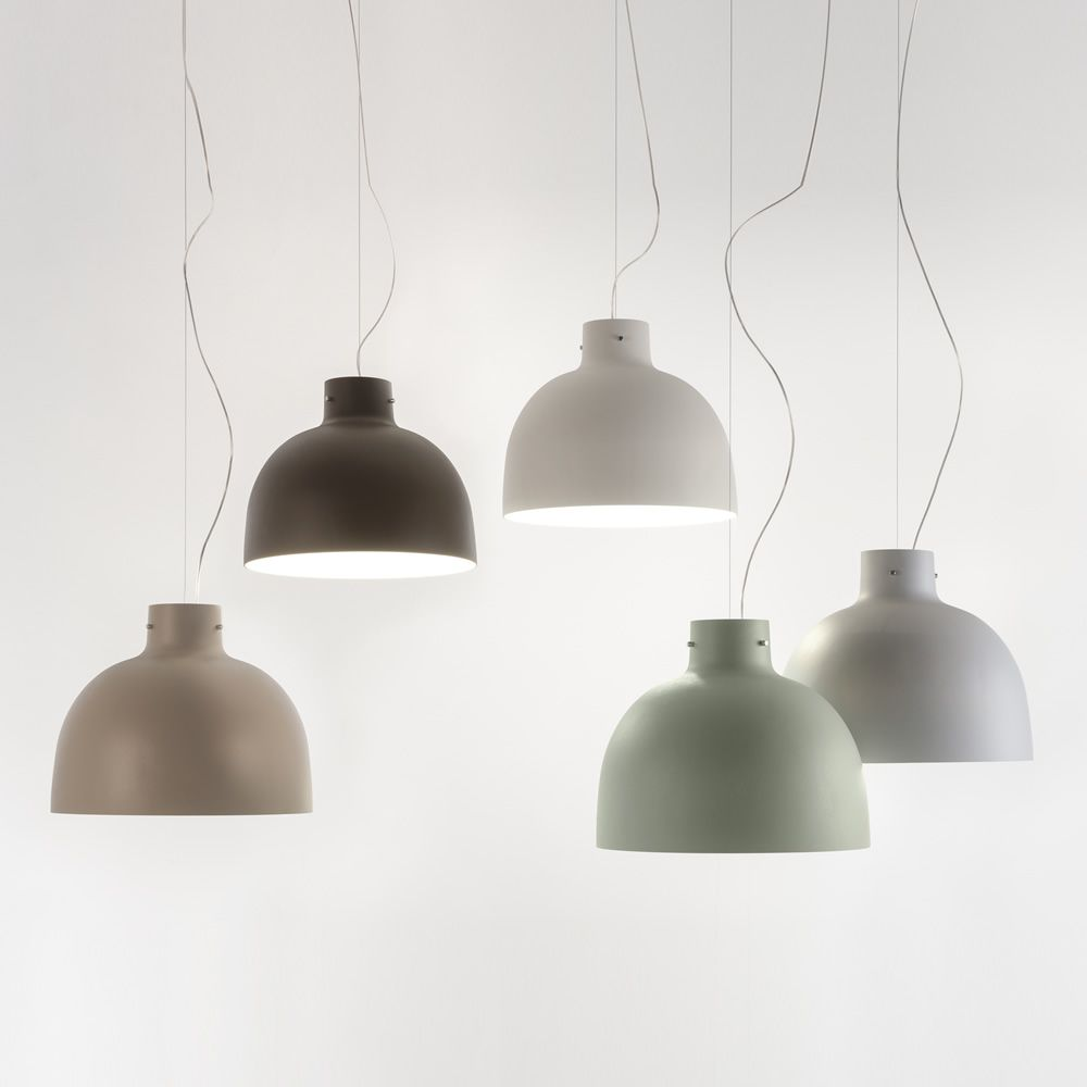 Kartell suspension ceiling lamp, in several colours