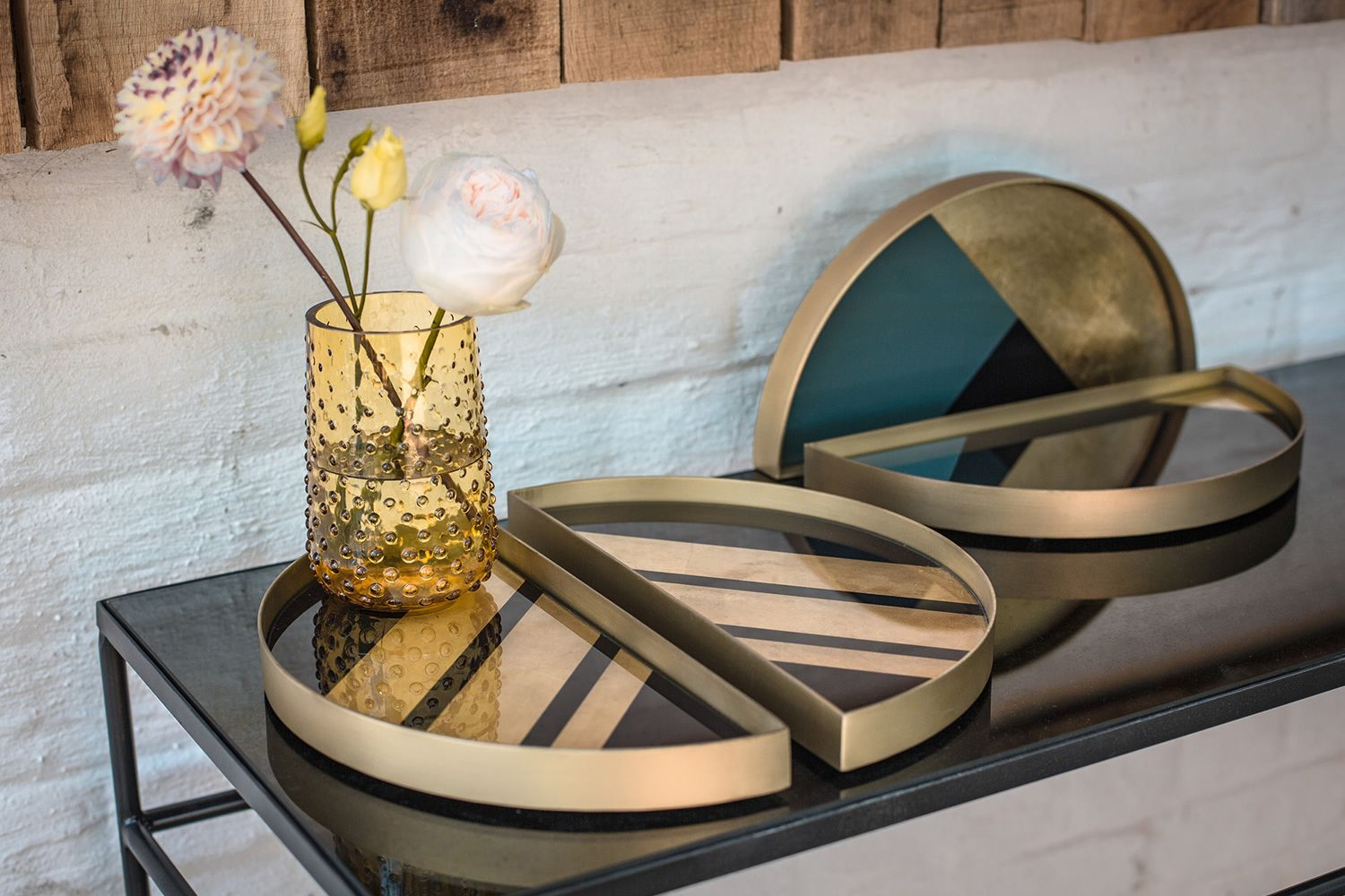 Complementi: Glass Valet Tray