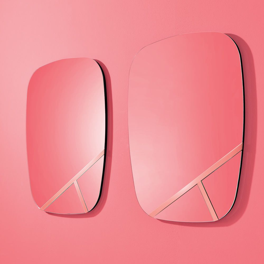 Wall mirror, different models available