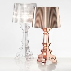 Bourgie - Lampe de table Kartell, en polycarbonate et ABS