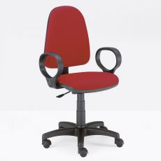 ML305 - Operative office chair, several coverings available