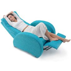 Karma - Global Relax modern manual armchair, reclining, different fabrics