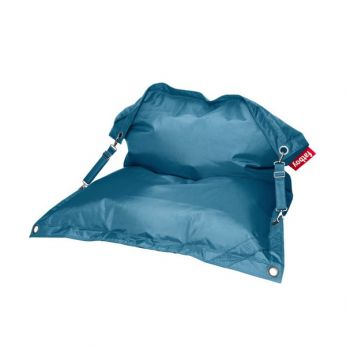 Buggle-Up - Pouf in Blau Jeans