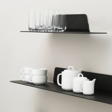 Jet - Normann Copenhagen shelf made of aluminium, different colours and sizes available