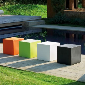 Pouf Star - Outdoor pouf, different colours available