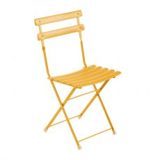 Arc En Ciel 314 - Metal chair Emu for outdoor, folding