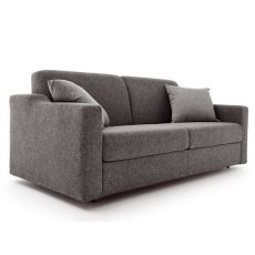 Flipper - Modern sofa bed, available with 2 or 3XL seaters, different colours and materilas