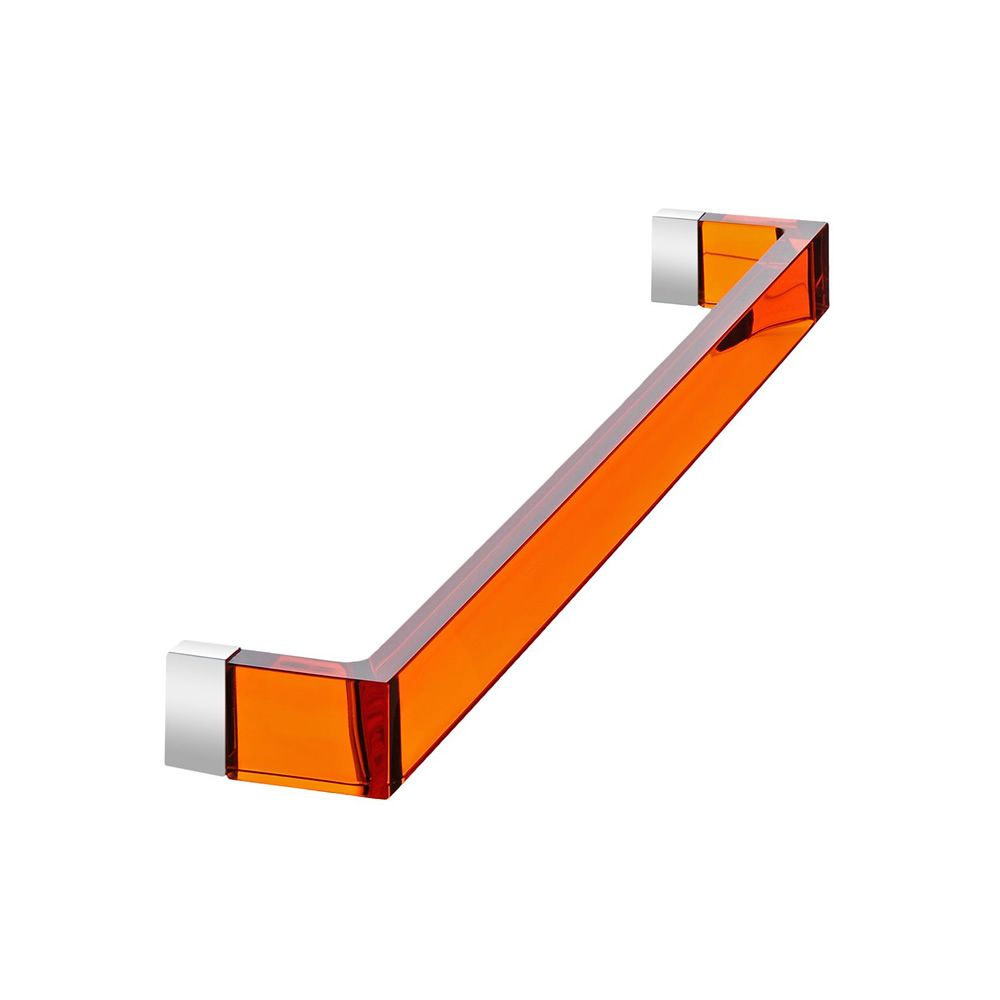 Rail Größe Groß Technopolymer transparent Orange