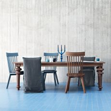 Gray 33 LG - Gervasoni rectangular table, in wood, different tops available, 240 x 100 cm