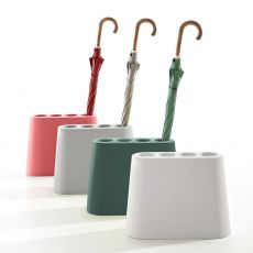 Aki - B-Line design umbrella stand, made of polyethylenen, available in different colours