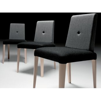 Punto - Padded chairs