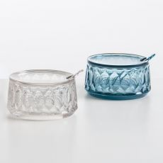 Jellies Family Sugar - Kartell design sugar bowl in technopolymer