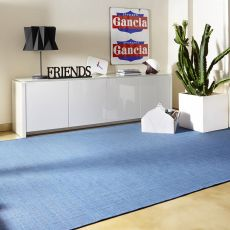 7144 Very Flat - Tappeto rettangolare Calligaris in lana, 170 x 240 cm
