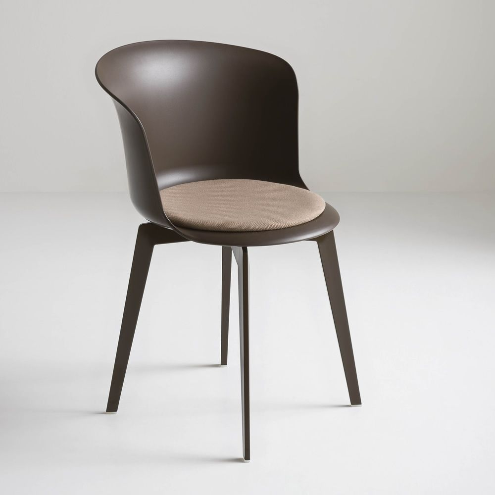 Epica Structure Brown Technopolymer seat Brown Swivel Yes