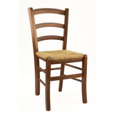 110 - Wooden chair for bar and restaurant, available in several types of finishes - Stock Offer