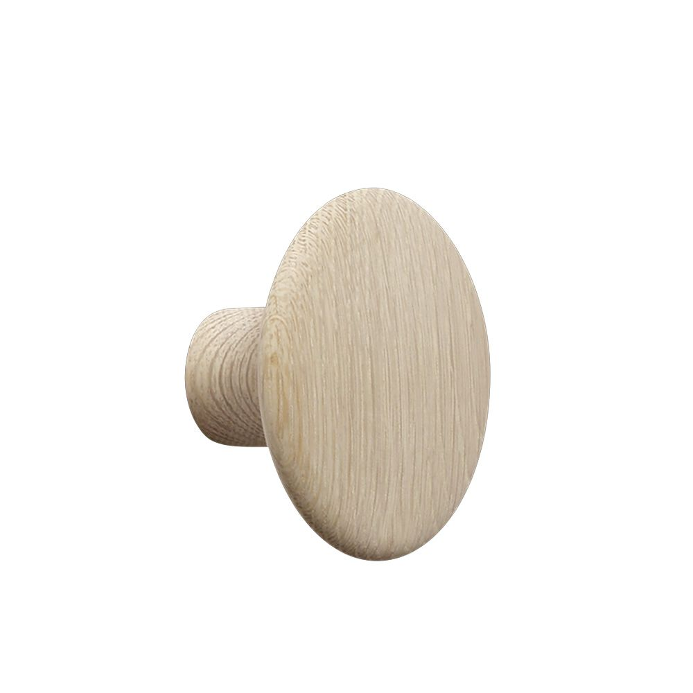 The Dots Oak wood Natural colour Size Small