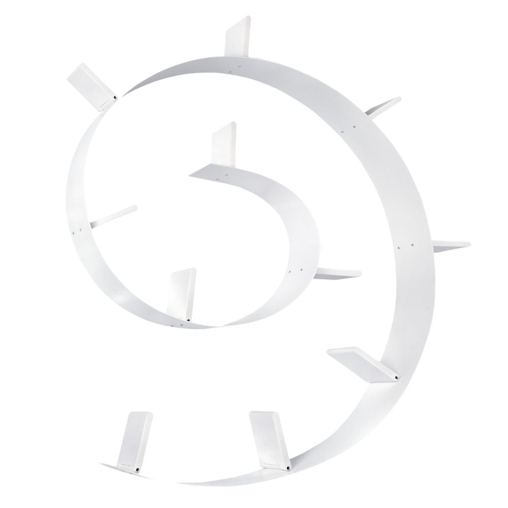 Bookworm Structure White Shape Bookworm 11. Express Delivery