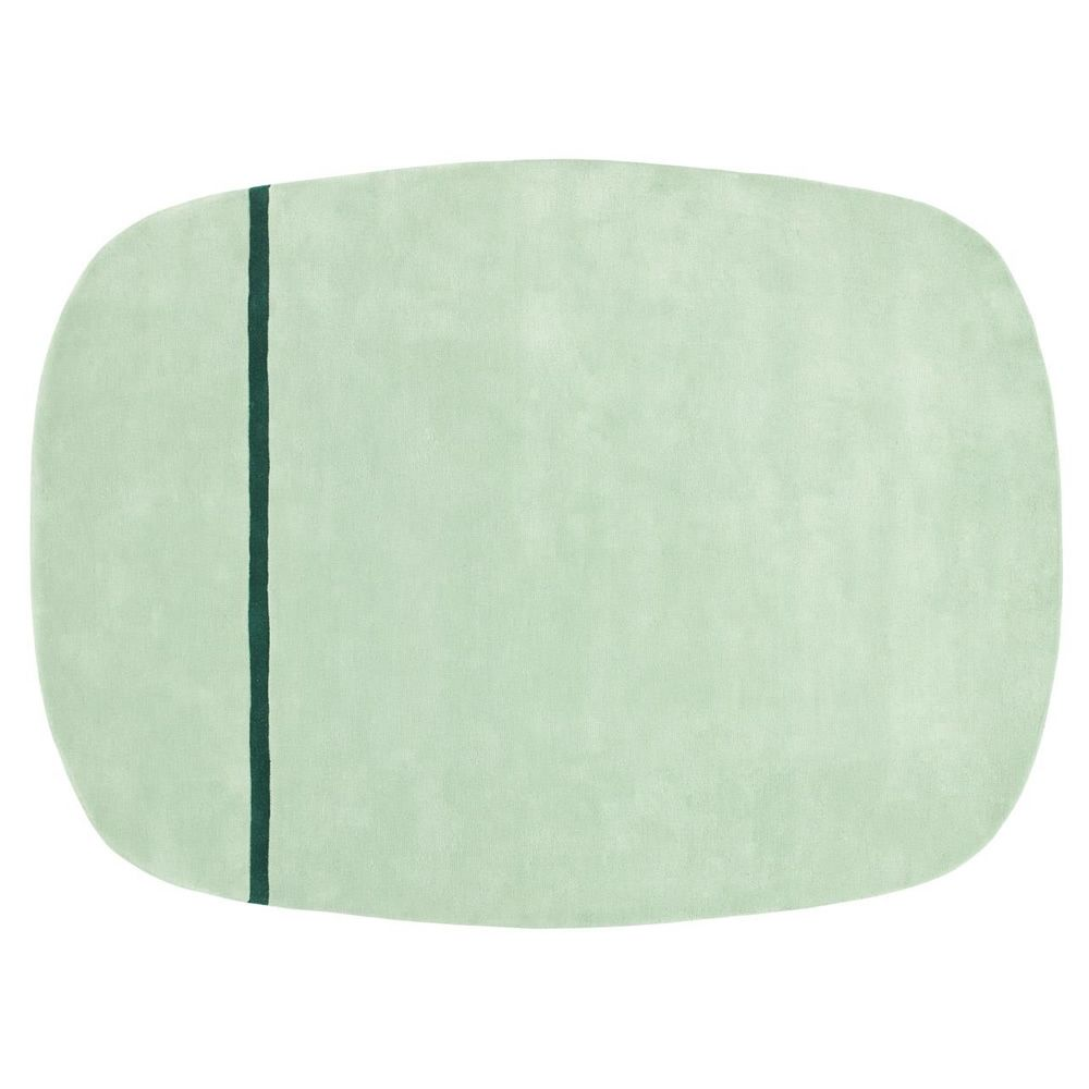 Oona Size Large Wool Mint green