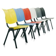 Conventio ® Wing - Ergonomic conference chair by HÅG, stackable