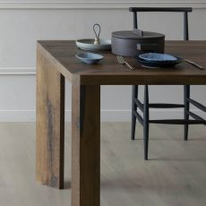 Manero R7 - Miniforms rectangular table in wood, available in different dimensions