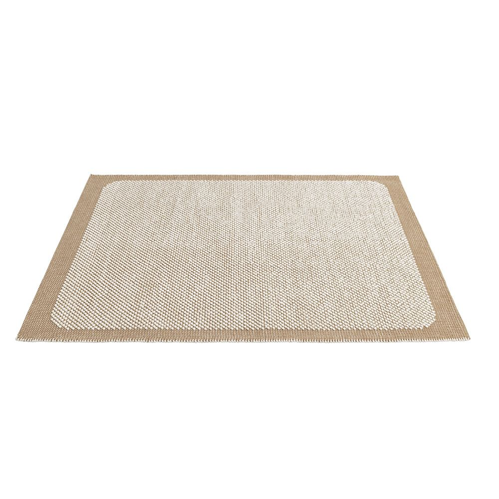 Pebble Carpet Size (cm) 170 cm x 240 cm Colour Sand