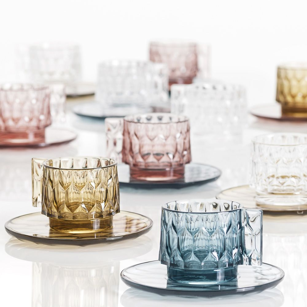 Coffee cups collections by Kartell