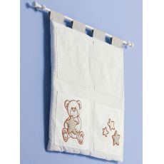 Meggie W - Pali baby pocket wall with two pockets