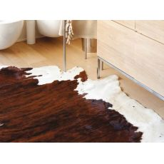 Pelle naturale - Taurillon nubuck carpet, available in several colours