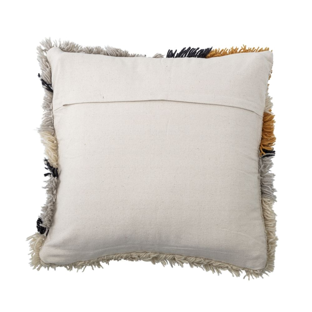 Multi-colour wool cushion by Bloomingville