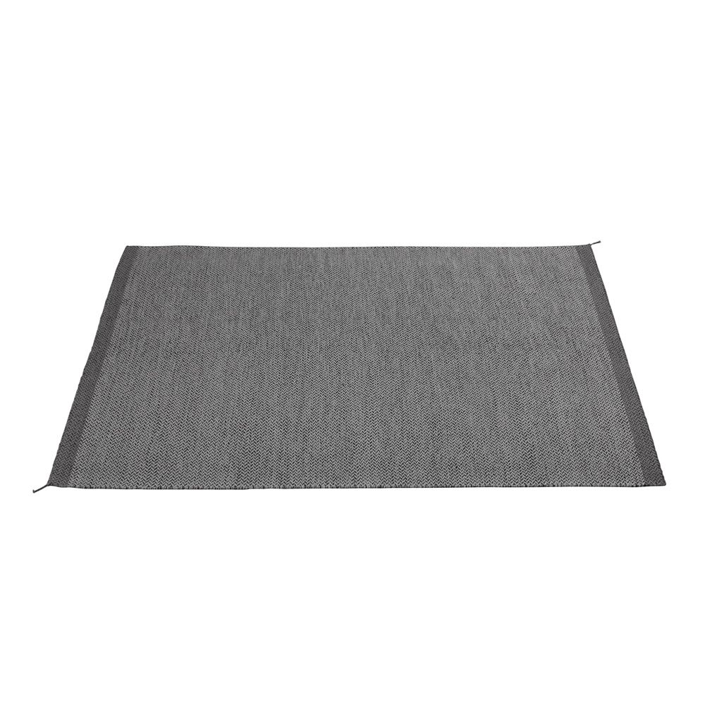 Design carpet, grey colour