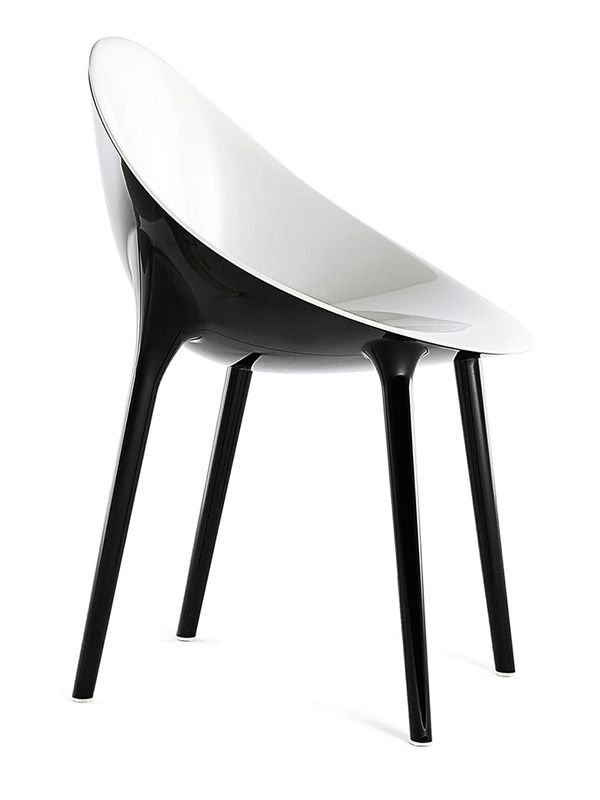 Design Kartell Chair, in polycarbonate