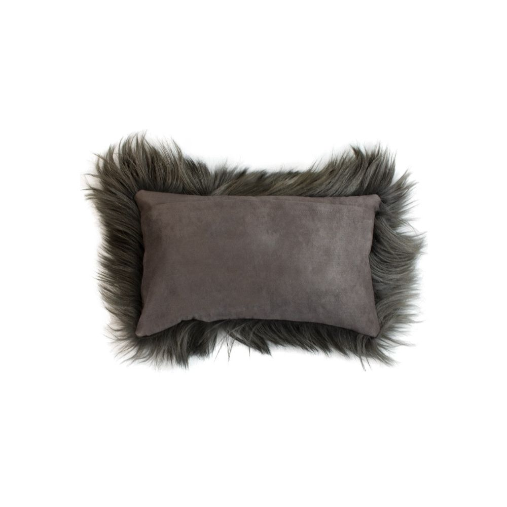 QX Fur Cushion 50x30