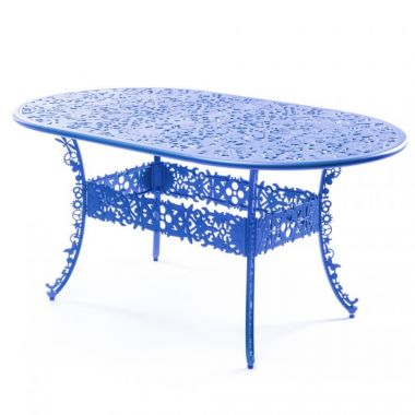 Industry Oval Table