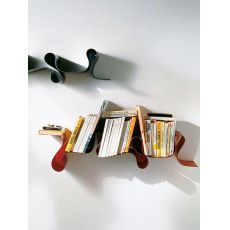 Lovely Rita - Libreria Kartell di design, in PVC, disponibile in diversi colori