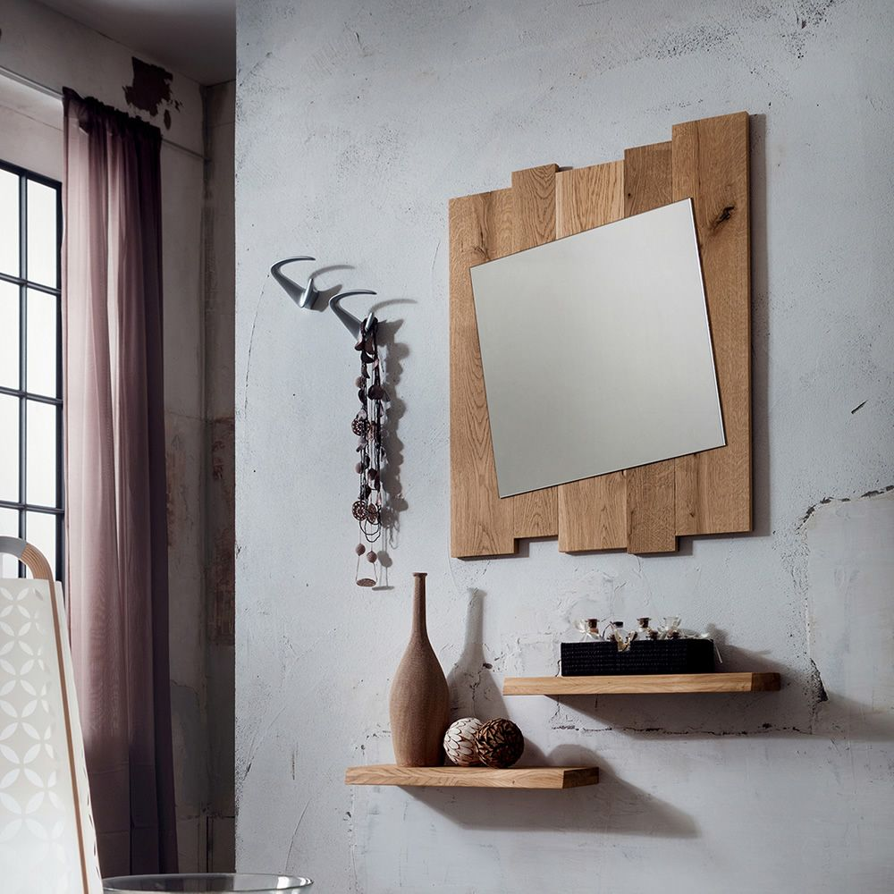 Design mirror in the PA620 composition for entrance hall